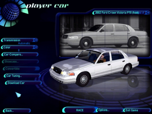 Ford Crown Victoria P
