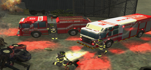 Big Mods - International Emergency & 911: First Responders