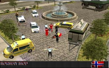 Big Mods - International Emergency & 911: First Responders