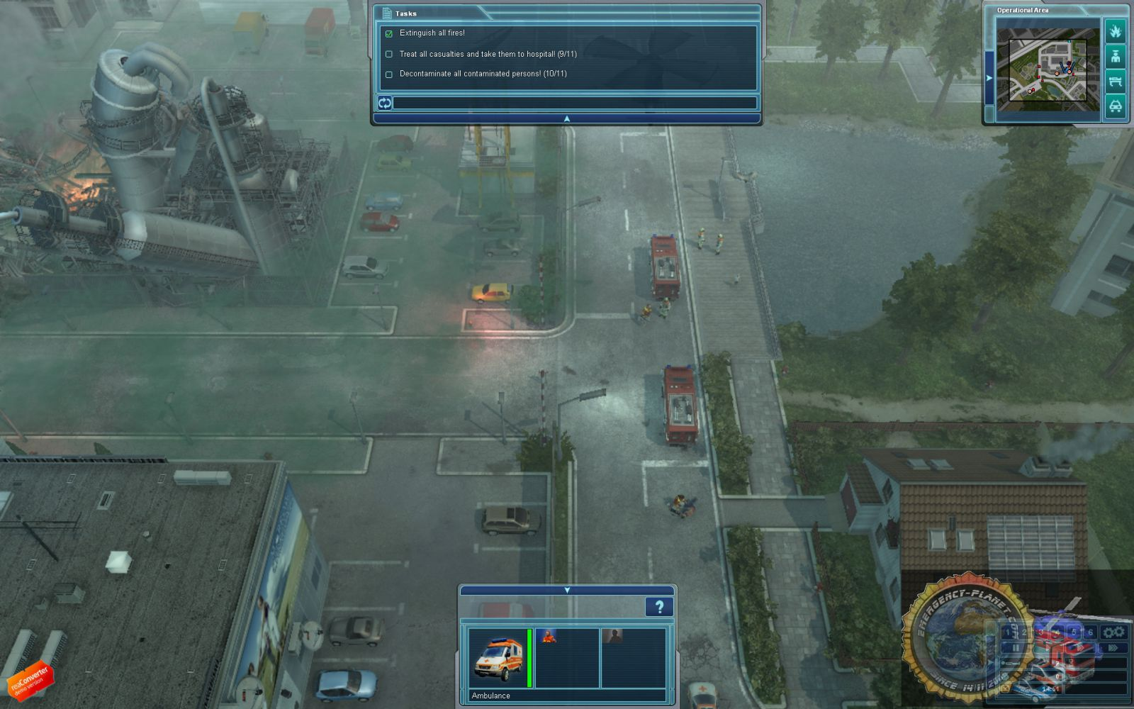 Emergency 2014 Screenshot 18