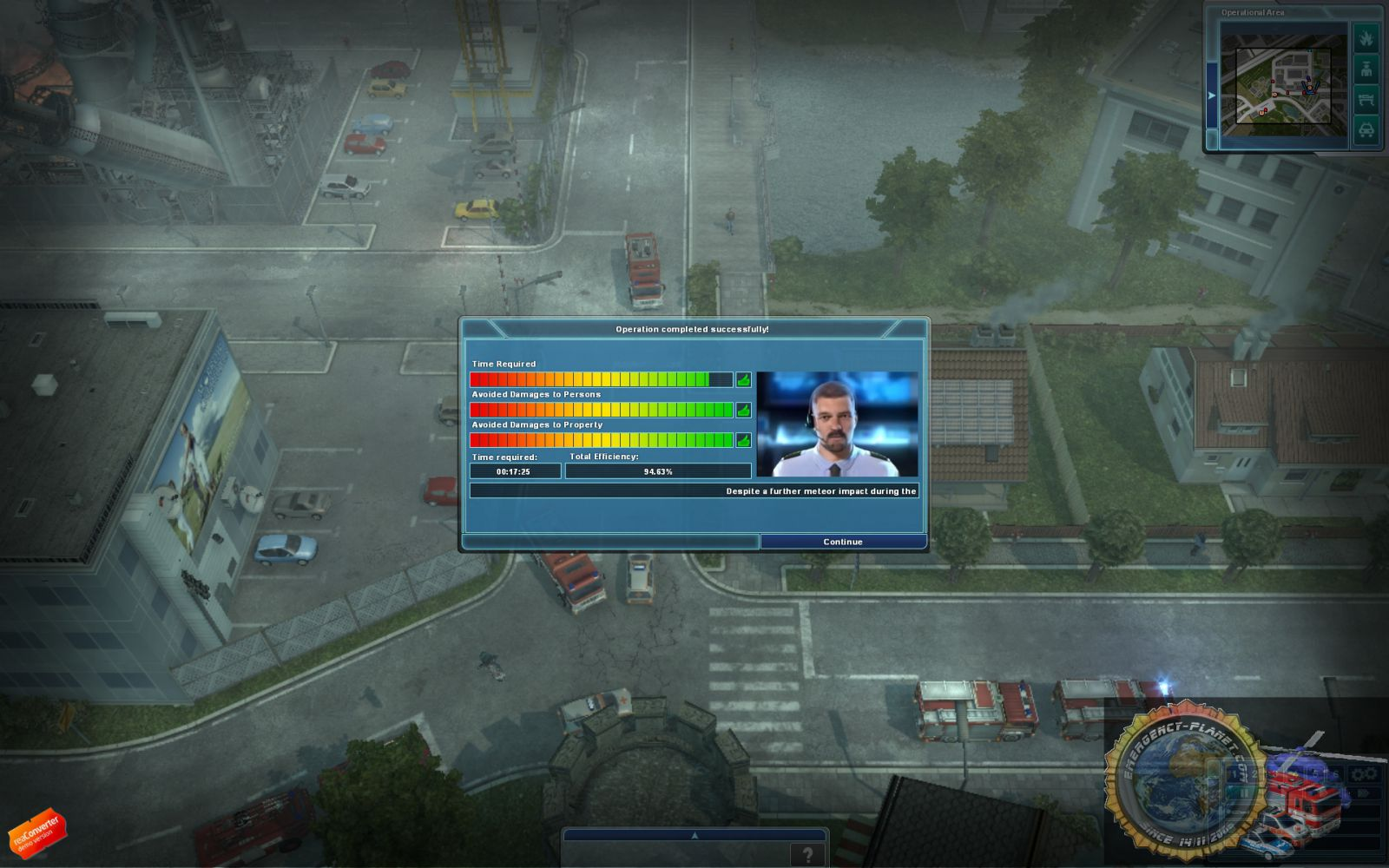 Emergency 2014 Screenshot 19
