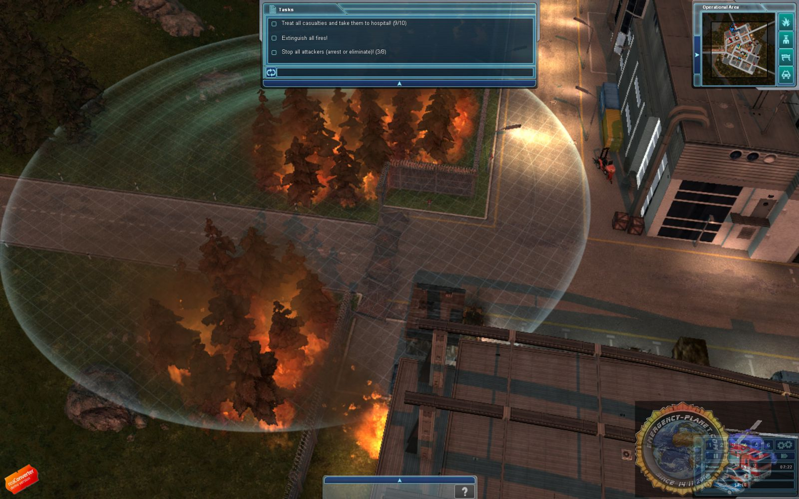 Emergency 2014 Screenshot 34