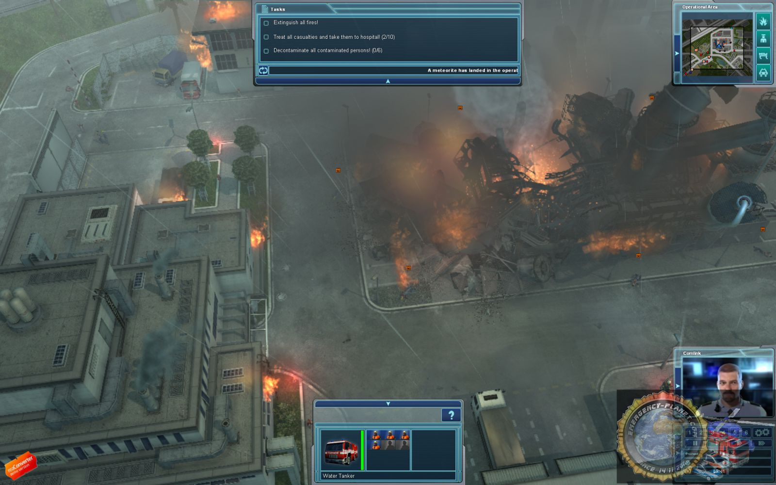 Emergency 2014 Screenshot 17