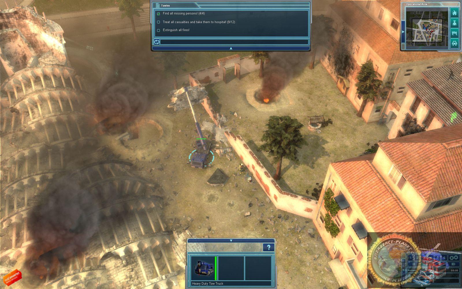 Emergency 2014 Screenshot 23