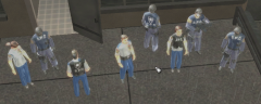 Police Officers of the RPD